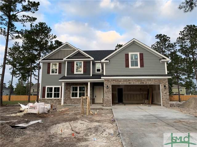 181 Shortleaf Trail, Richmond Hill, GA 31324 (MLS #210967) :: Liza DiMarco