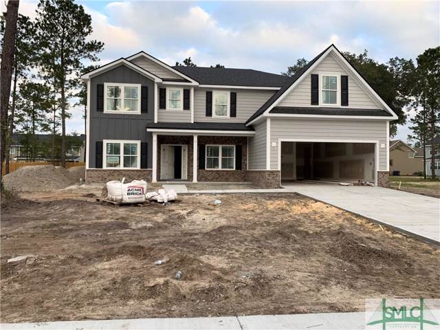 199 Shortleaf Trail, Richmond Hill, GA 31324 (MLS #210985) :: Liza DiMarco