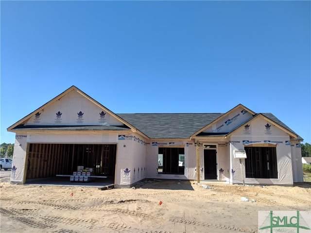 300 Timberlake Drive, Guyton, GA 31312 (MLS #210996) :: Keller Williams Coastal Area Partners