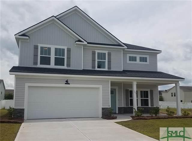 103 Picket Fence Lane, Pooler, GA 31322 (MLS #211259) :: The Arlow Real Estate Group