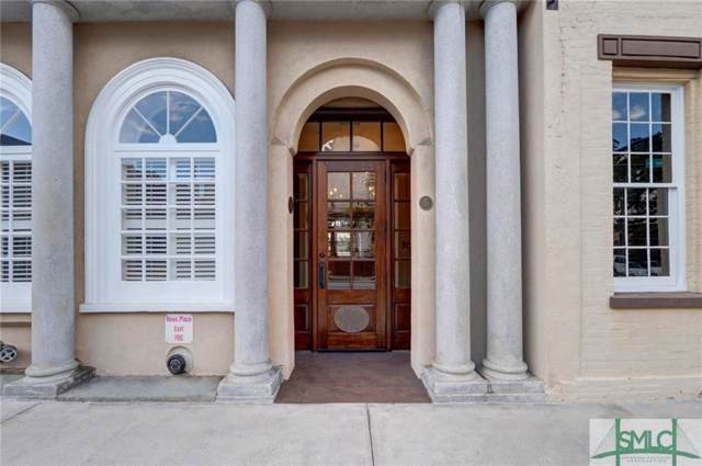 5 Whitaker Street #205, Savannah, GA 31401 (MLS #211463) :: McIntosh Realty Team