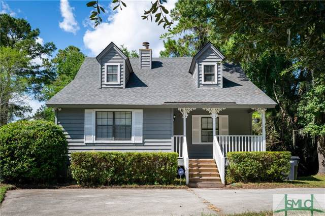 8609 Whitefield Avenue, Savannah, GA 31406 (MLS #211703) :: The Randy Bocook Real Estate Team
