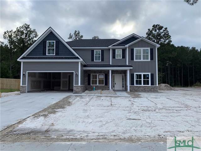 16 Whitebark Trail, Richmond Hill, GA 31324 (MLS #211718) :: Liza DiMarco