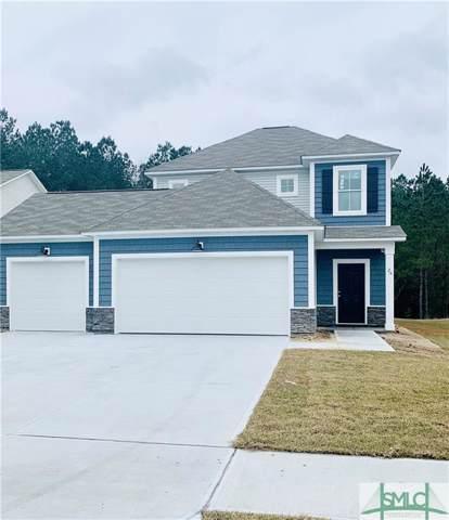 26 Cherry Street, Port Wentworth, GA 31407 (MLS #211734) :: The Randy Bocook Real Estate Team