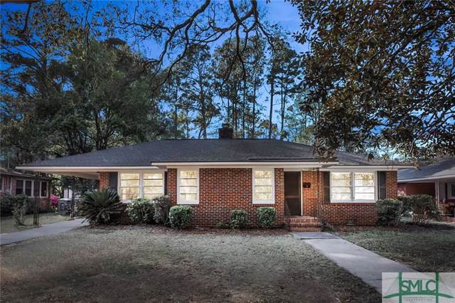 342 Kensington Drive, Savannah, GA 31405 (MLS #211745) :: Keller Williams Coastal Area Partners