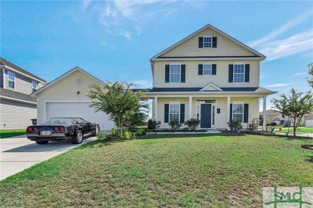 14 Ballasalla Loop, Savannah, GA 31407 (MLS #211911) :: Heather Murphy Real Estate Group