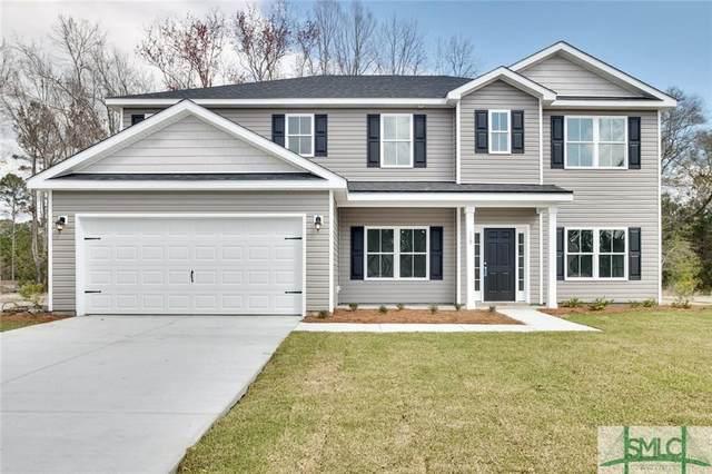 119 William Way, Springfield, GA 31329 (MLS #212294) :: Bocook Realty