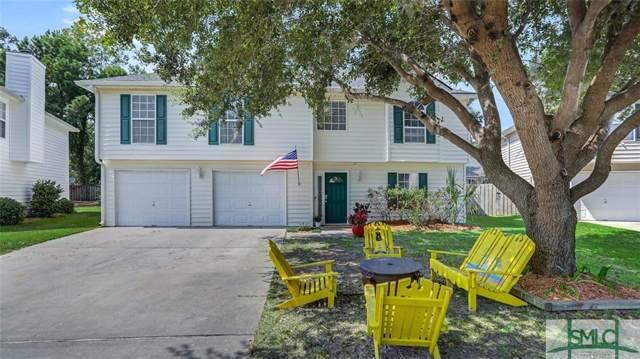 120 Teakwood Drive, Savannah, GA 31410 (MLS #212315) :: Liza DiMarco