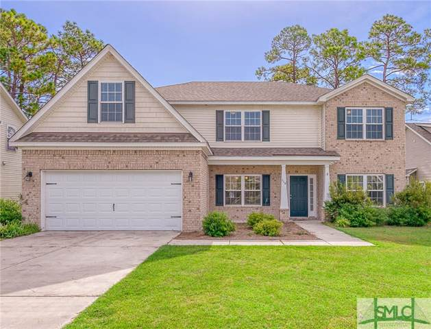 119 Saratoga Drive, Rincon, GA 31326 (MLS #212316) :: The Arlow Real Estate Group