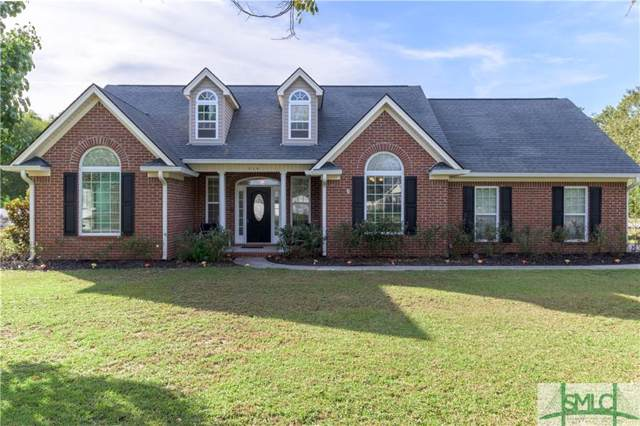 516 Braves Field Drive, Guyton, GA 31312 (MLS #212393) :: The Arlow Real Estate Group