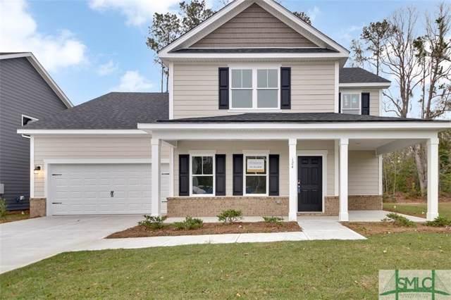 124 Brennan Drive, Richmond Hill, GA 31324 (MLS #212729) :: Bocook Realty