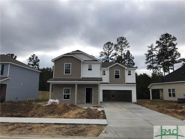 335 Coconut Drive, Bloomingdale, GA 31302 (MLS #212955) :: RE/MAX All American Realty