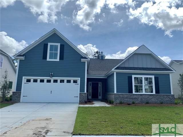 122 Oakdene Road, Pooler, GA 31322 (MLS #213062) :: The Arlow Real Estate Group