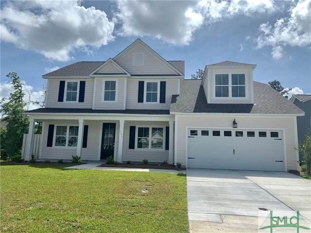 124 Oakdene Road, Pooler, GA 31322 (MLS #213067) :: The Arlow Real Estate Group