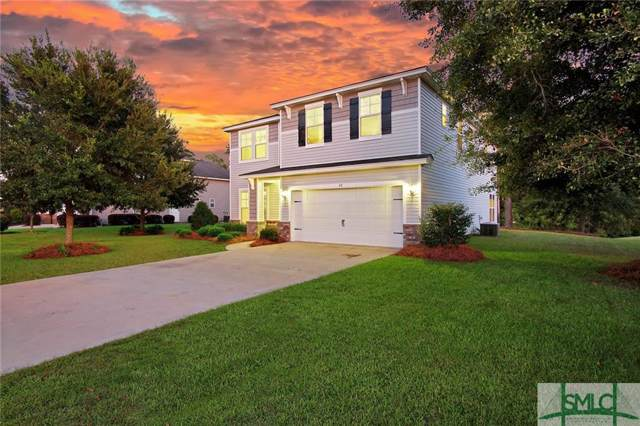 413 Plantation Place, Rincon, GA 31326 (MLS #214229) :: The Arlow Real Estate Group