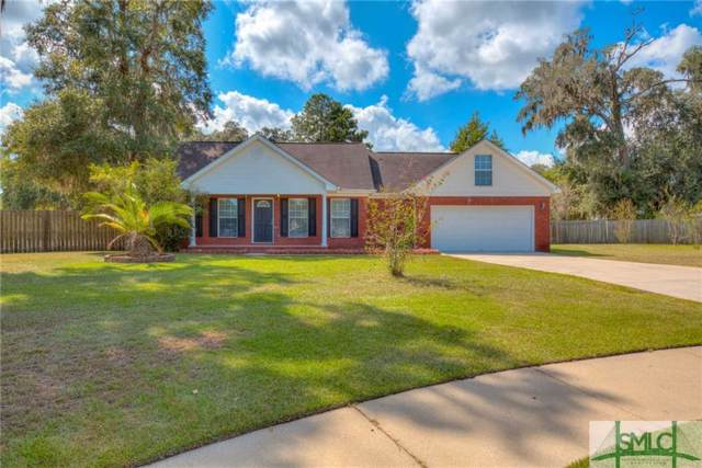 89 Ashley Court, Richmond Hill, GA 31324 (MLS #214244) :: The Arlow Real Estate Group