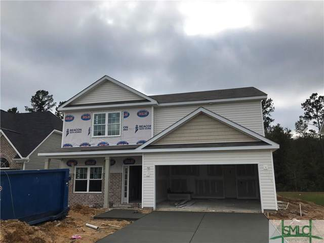 341 Coconut Drive, Bloomingdale, GA 31302 (MLS #214275) :: Teresa Cowart Team