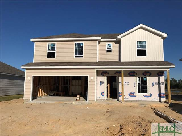350 Coconut Drive, Bloomingdale, GA 31302 (MLS #214294) :: Keller Williams Coastal Area Partners