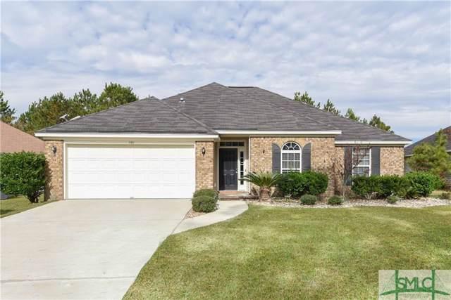 134 Arbor Village Drive, Pooler, GA 31322 (MLS #214316) :: The Arlow Real Estate Group