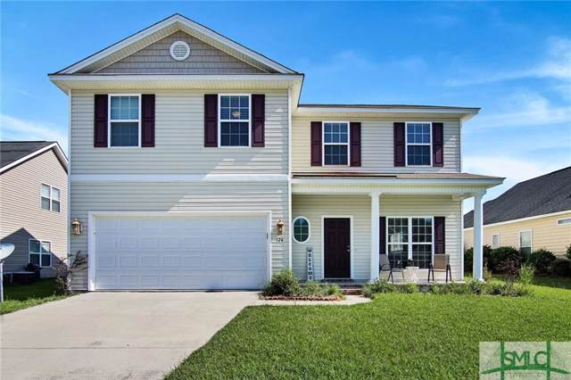 174 Savannah Lane, Richmond Hill, GA 31324 (MLS #214369) :: Coastal Savannah Homes