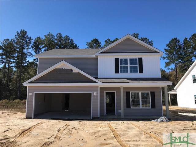 355 Coconut Drive, Bloomingdale, GA 31302 (MLS #214496) :: Teresa Cowart Team