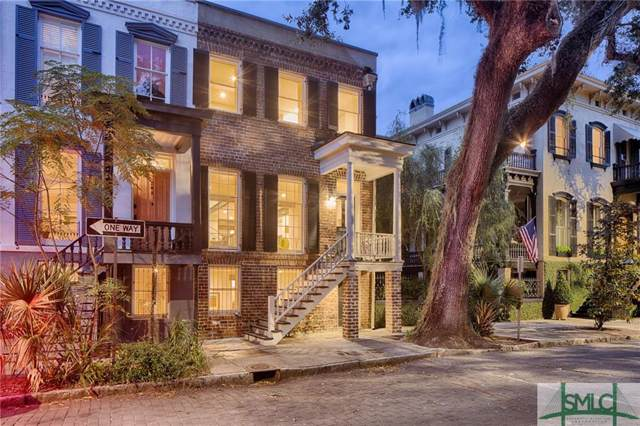 210 E Taylor Street, Savannah, GA 31401 (MLS #214842) :: The Arlow Real Estate Group