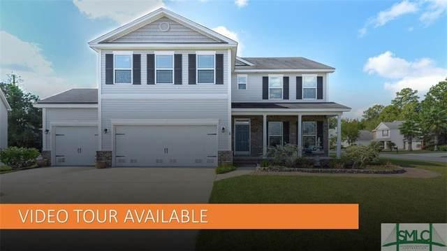 8 Bush Court, Richmond Hill, GA 31324 (MLS #214918) :: Heather Murphy Real Estate Group