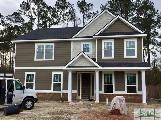 199 Highland Circle, Richmond Hill, GA 31324 (MLS #215144) :: The Arlow Real Estate Group