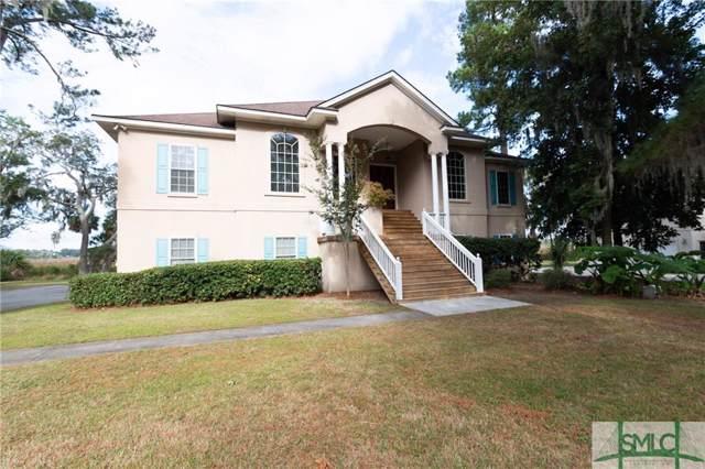 129 Riverview Road, Savannah, GA 31410 (MLS #215173) :: Keller Williams Coastal Area Partners