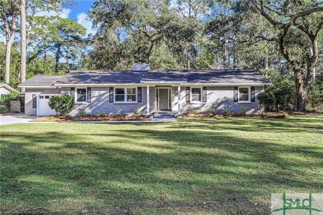 24 Leary Drive, Savannah, GA 31406 (MLS #215310) :: Liza DiMarco