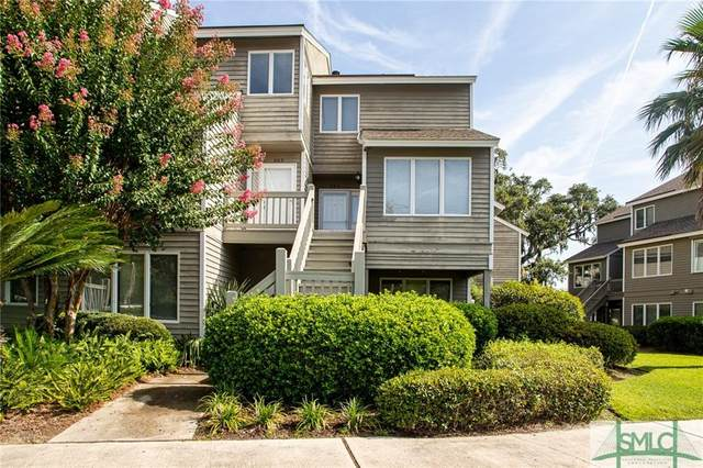 3005 River Drive #202, Thunderbolt, GA 31404 (MLS #215417) :: The Sheila Doney Team