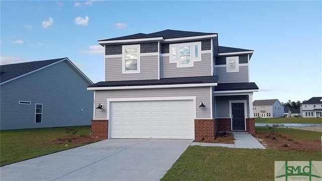 171 Greyfield Circle, Savannah, GA 31407 (MLS #215557) :: The Arlow Real Estate Group