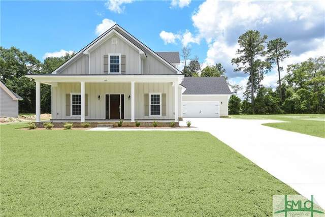 162 Palmer Place Lane NE, Ludowici, GA 31316 (MLS #215769) :: The Sheila Doney Team