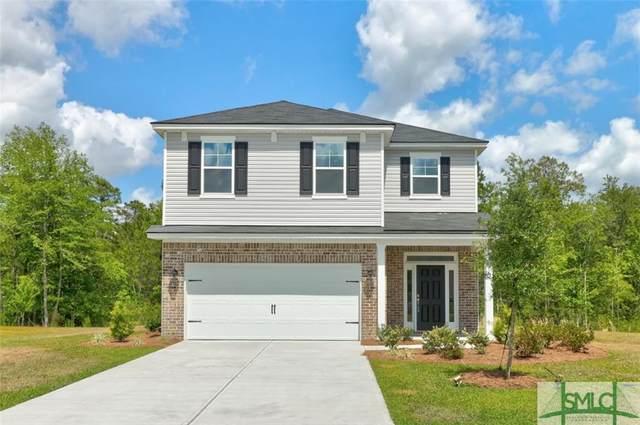 278 Harmony Boulevard, Pooler, GA 31322 (MLS #215841) :: Heather Murphy Real Estate Group