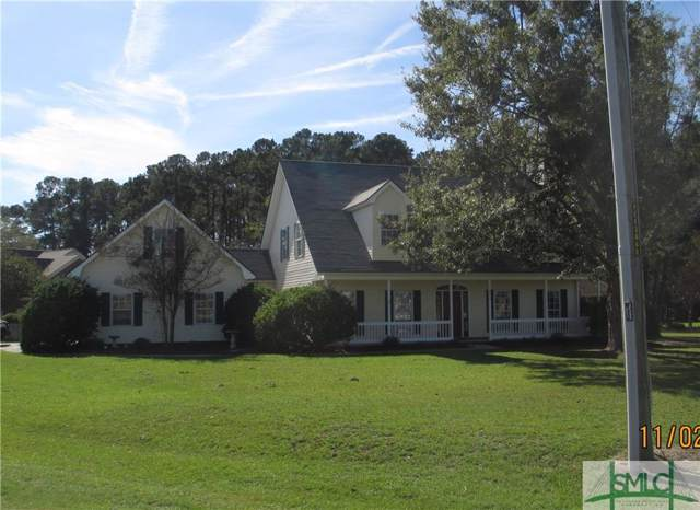 271 Scuffletown Road, Guyton, GA 31312 (MLS #215922) :: The Arlow Real Estate Group