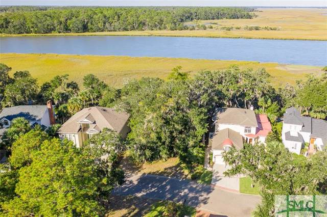 28 Mainsail Crossing, Savannah, GA 31411 (MLS #216070) :: The Sheila Doney Team