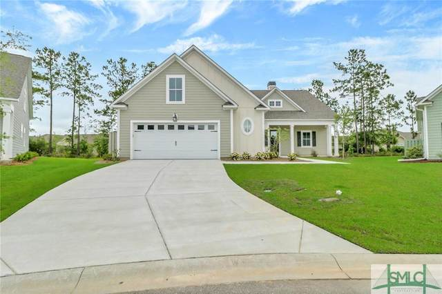 5 Catteshall Lane, Pooler, GA 31322 (MLS #216381) :: The Arlow Real Estate Group