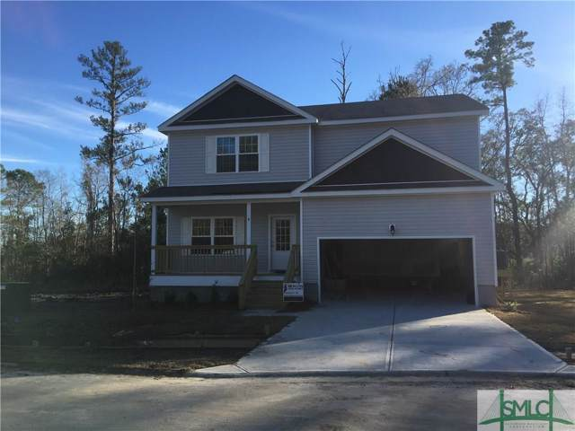 9 Wiregrass Way, Savannah, GA 31419 (MLS #216535) :: The Arlow Real Estate Group