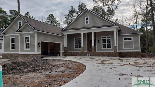 134 Linkside Lake Drive, Richmond Hill, GA 31324 (MLS #216570) :: The Arlow Real Estate Group