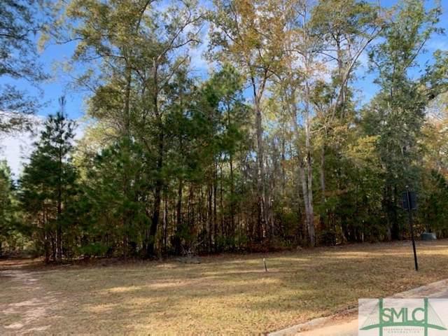 151 Trail Creek Lane, Savannah, GA 31405 (MLS #216861) :: The Randy Bocook Real Estate Team