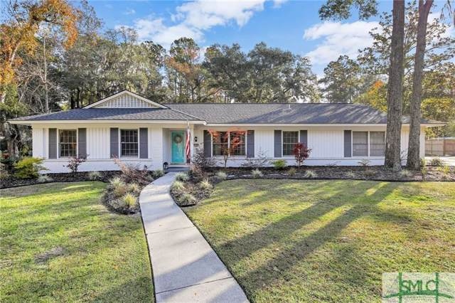 1121 Wilmington Island Road, Savannah, GA 31410 (MLS #216893) :: The Arlow Real Estate Group