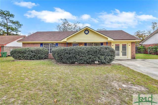 1244 Chinook Way, Hinesville, GA 31313 (MLS #216949) :: The Arlow Real Estate Group