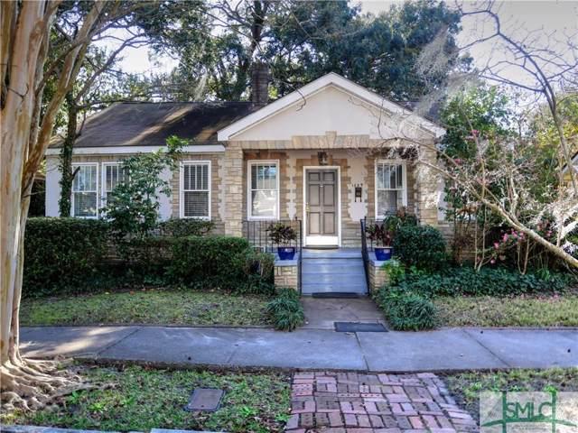 1309 E 50th Street, Savannah, GA 31404 (MLS #217025) :: The Arlow Real Estate Group