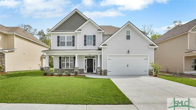 119 Annie Dr. Drive, Guyton, GA 31312 (MLS #217091) :: The Arlow Real Estate Group