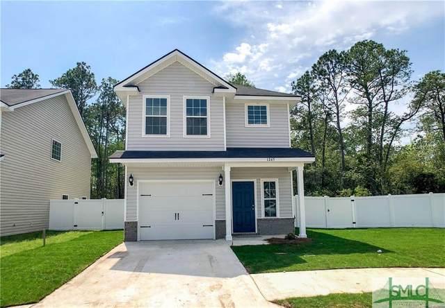 1265 Cypress Fall Circle, Hinesville, GA 31313 (MLS #217593) :: The Arlow Real Estate Group