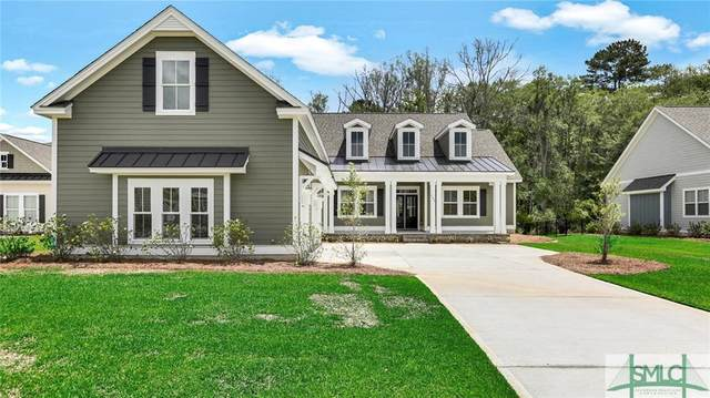 108 Bramswell Road, Pooler, GA 31322 (MLS #217683) :: Keller Williams Realty-CAP