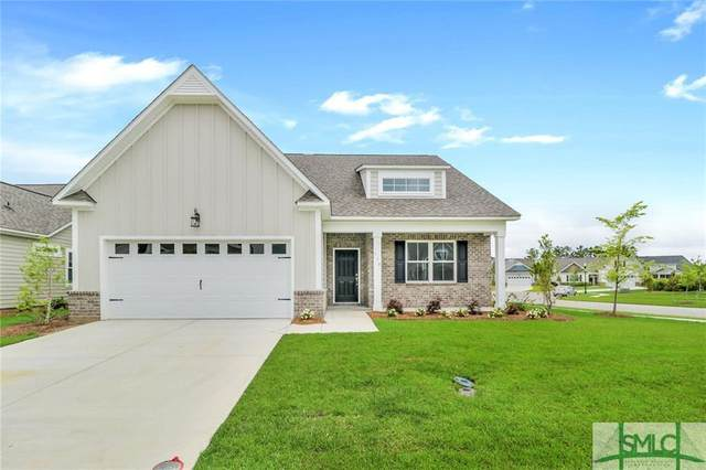 118 Oakdene Road, Pooler, GA 31322 (MLS #217816) :: Level Ten Real Estate Group