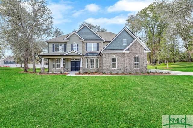 101 Sweetheart Circle, Guyton, GA 31312 (MLS #218057) :: The Arlow Real Estate Group