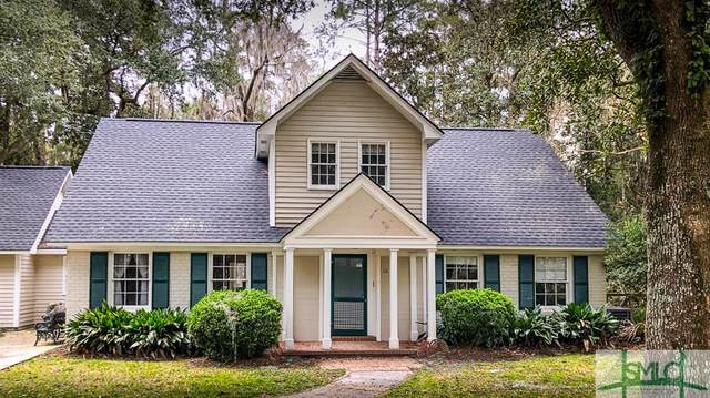 22 Waite Drive, Savannah, GA 31406 (MLS #218182) :: Liza DiMarco