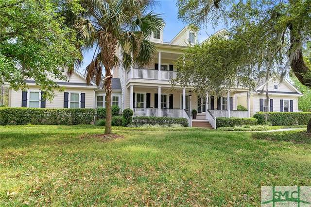 9 Bradley Pines Drive, Savannah, GA 31410 (MLS #218455) :: Heather Murphy Real Estate Group